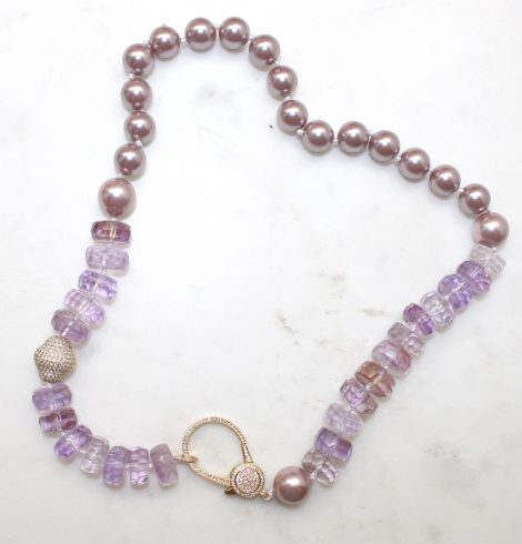 A photo of the Linette Necklace product