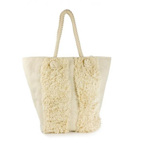 A photo of the Ruffle Tote product