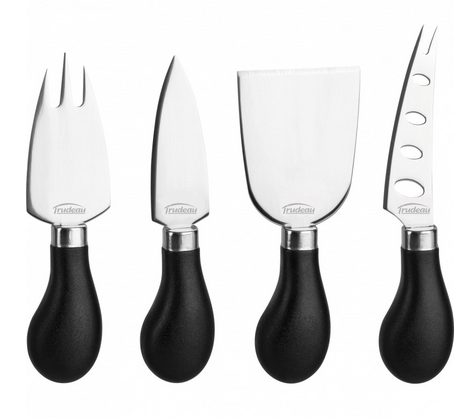 A photo of the Specialty Cheese Knife Set product
