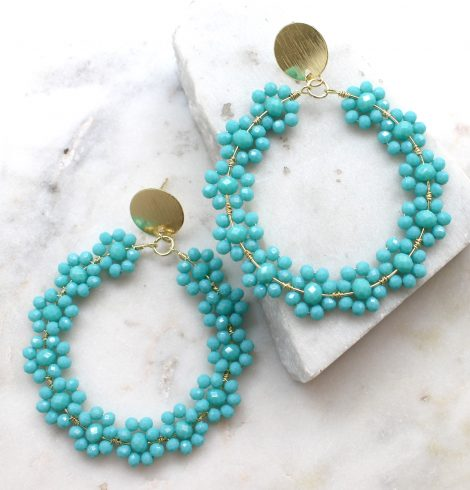 A photo of the Daisy Do Earrings product