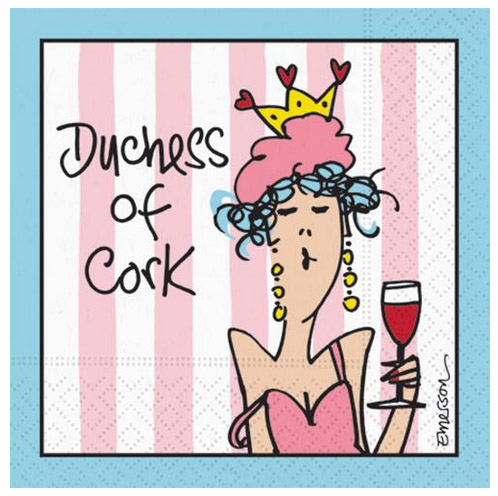 A photo of the Duchess of Cork Napkins product