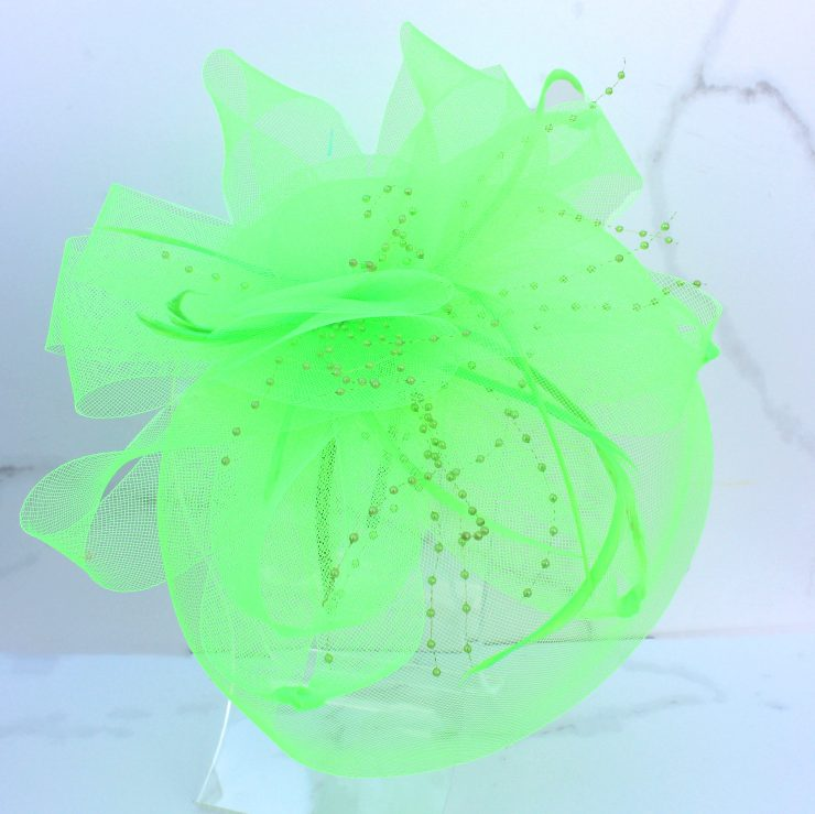 A photo of the Feather Fascinator product