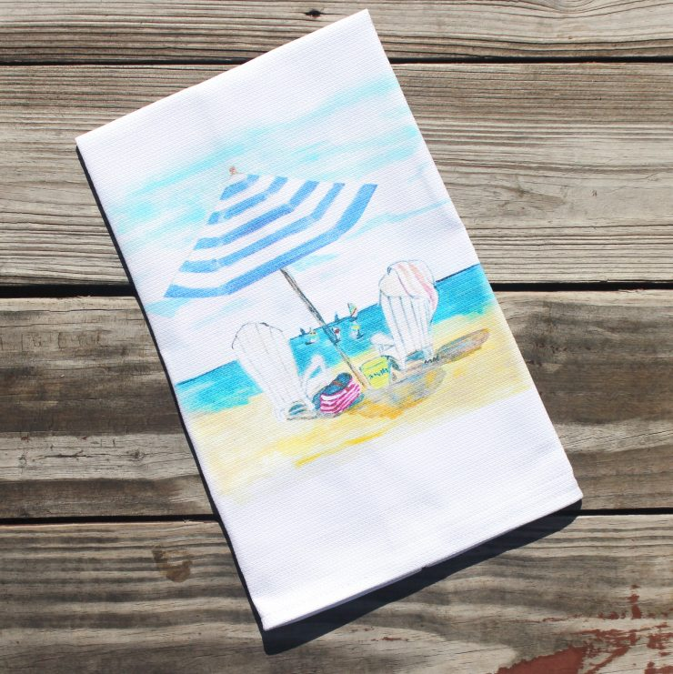 A photo of the Beach Towel product