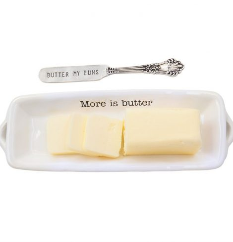 A photo of the Circa Butter Dish product