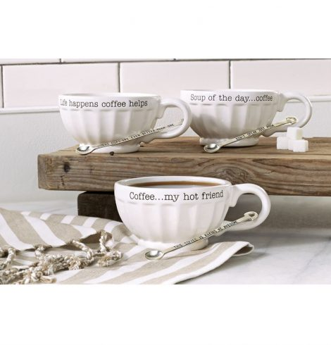 A photo of the Latte Mug Set product