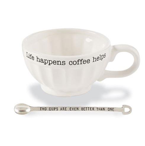 A photo of the Latte Mug Set product