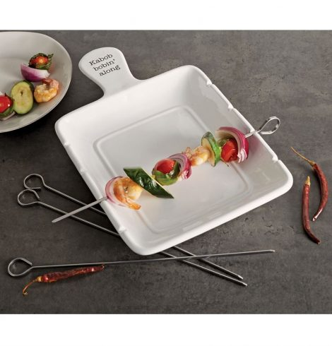 A photo of the Kabob Server Set product