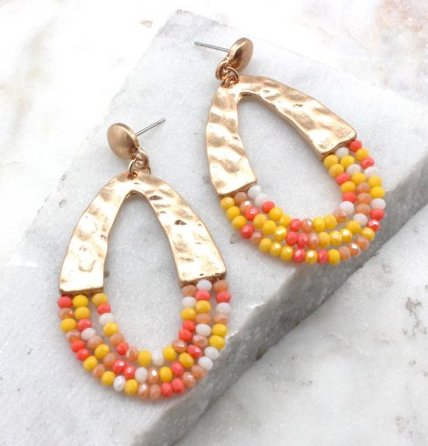 A photo of the Lemonade Earrings product