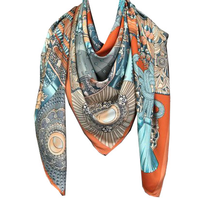 A photo of the Thea Scarf product