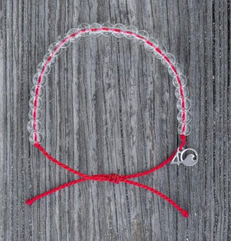A photo of the 4Ocean Overfishing Bracelet product