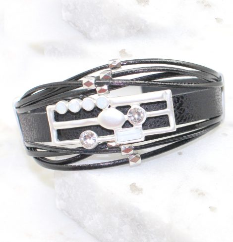 A photo of the Silver Pieces Bracelet product