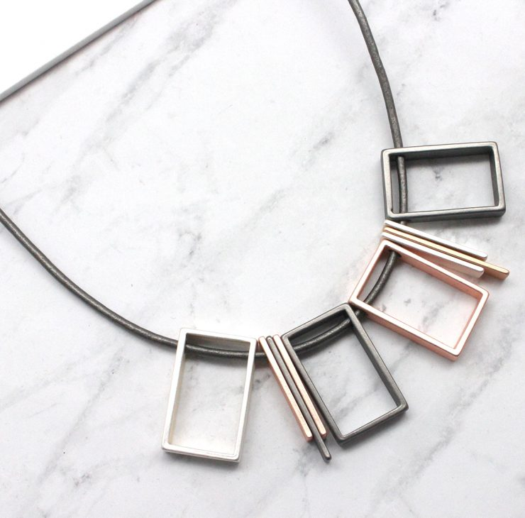A photo of the Keys Necklace product