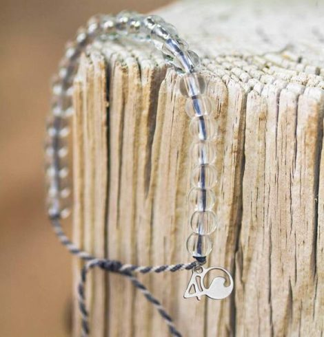 A photo of the 4Ocean Manatee Bracelet product