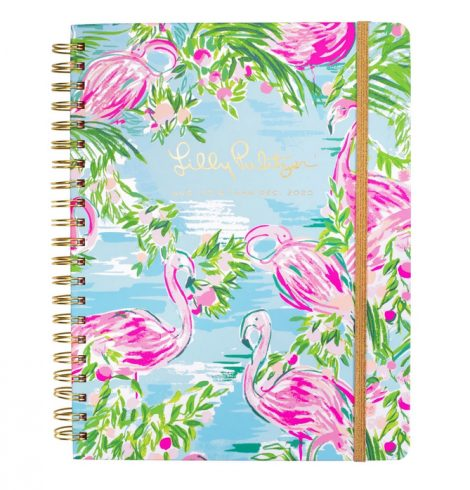Large Lilly Pulitzer 17 Month Agenda In Floridita