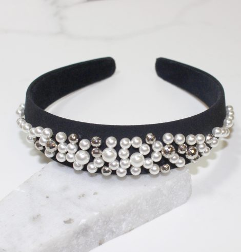 A photo of the Pearl Headband product