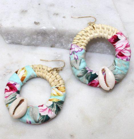 A photo of the Aloha Earrings product