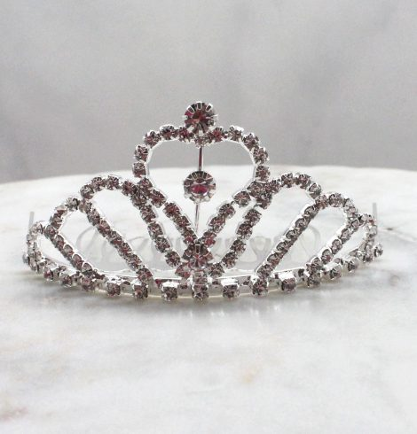A photo of the Anastasia Mini Tiara product