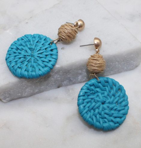 A photo of the Catalina Earrings product