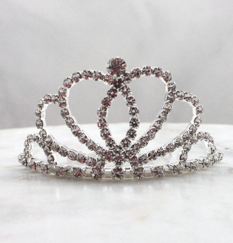 A photo of the Isabella Mini Tiara product