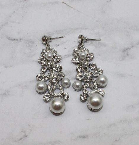 A photo of the Nina Earrings product