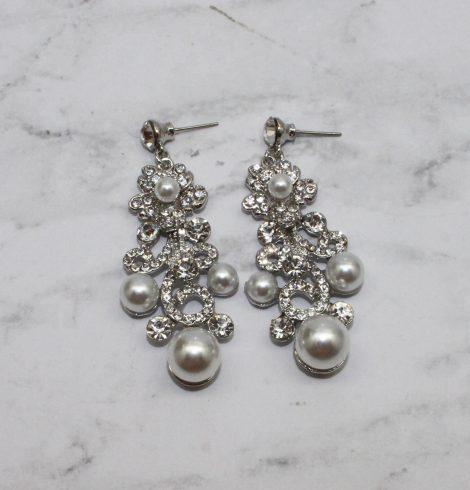 A photo of the Nina Earrings product