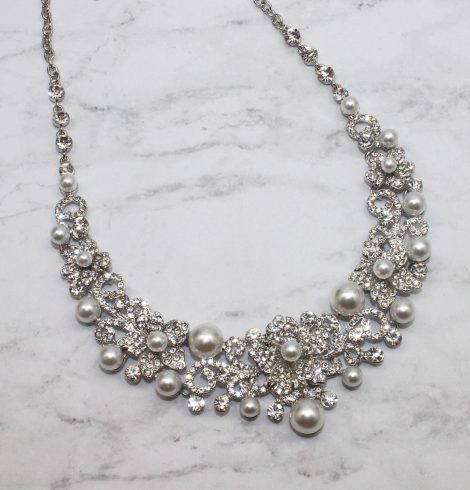 A photo of the Nina Necklace product