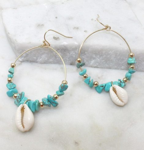 A photo of the Paradise Earrings product