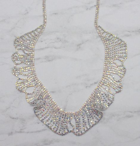 A photo of the The Anneliese Necklace product