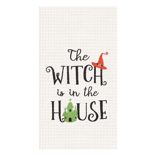 A photo of the The Witch Kitchen Towel product