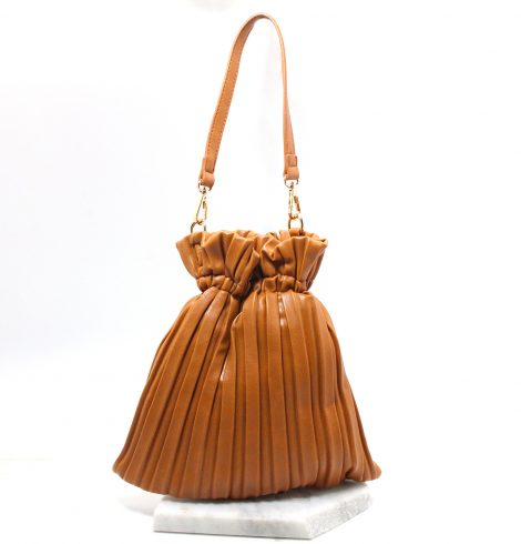 A photo of the Amaya Purse in Tan product
