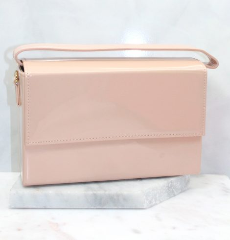 A photo of the Amelia Hand Bag in Nude product