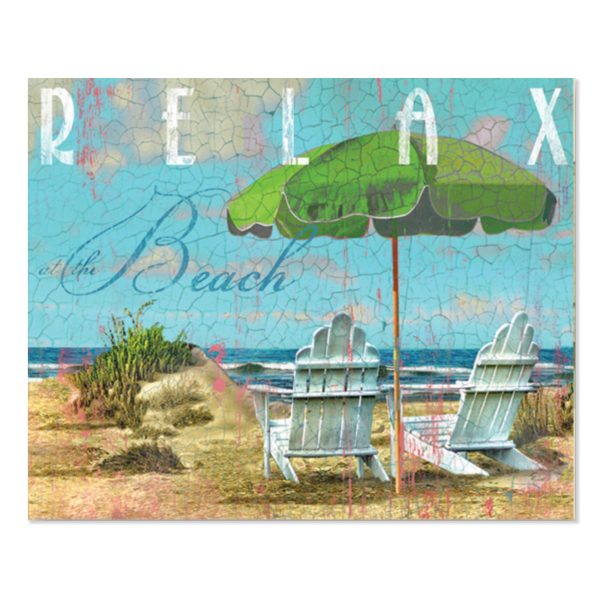 A photo of the Day at the Beach Flex Mat product
