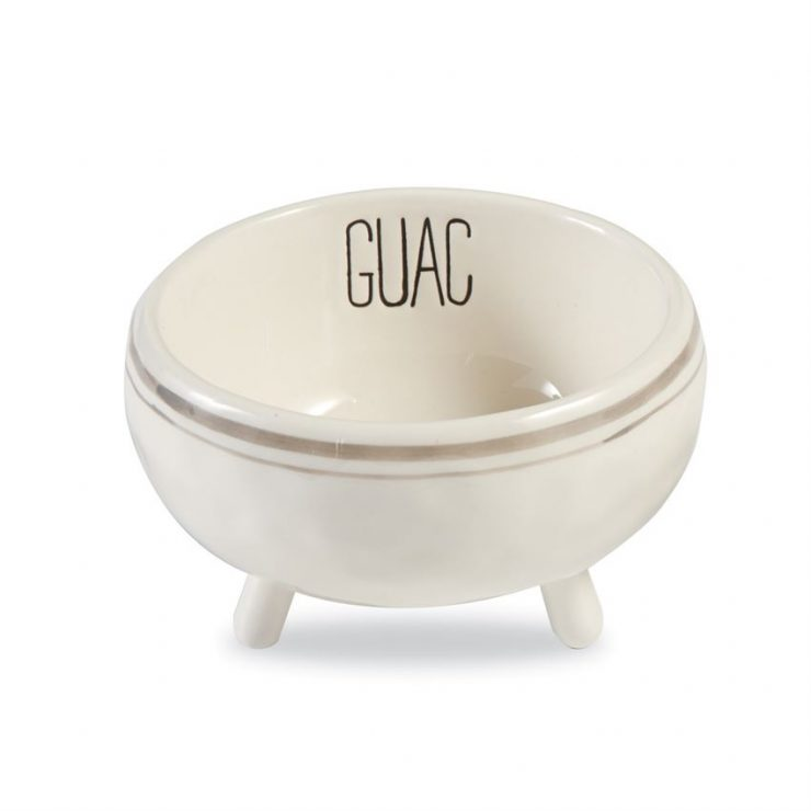 A photo of the Bistro Salsa & Guacamole Bowls product