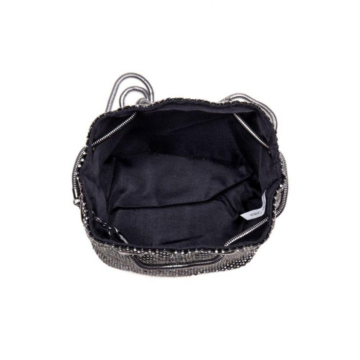 A photo of the Kiki Evening Bag In Black product
