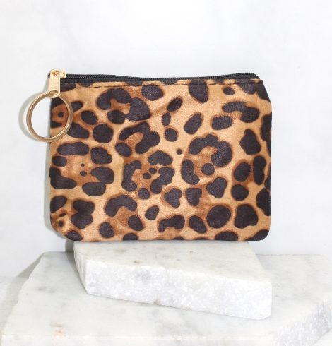 A photo of the Leopard Coin Purse product