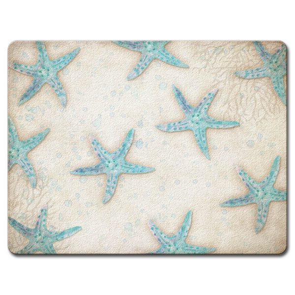 A photo of the Sea Treasures Cutting Board product