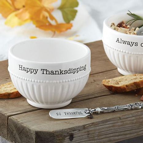 A photo of the Thanksgiving Dip Cup Sets product
