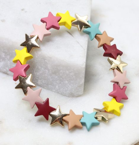 A photo of the You're A Star Bracelet product