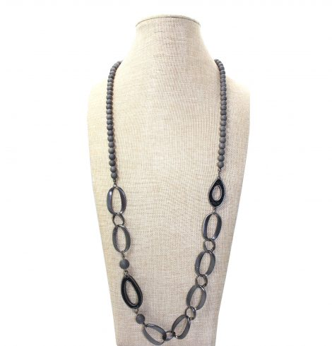 A photo of the All You Need Necklace product