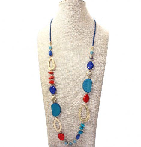 A photo of the Aquarium Necklace product