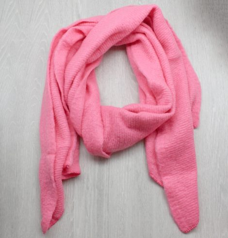 A photo of the Autumn Breeze Scarf in Fuchsia product