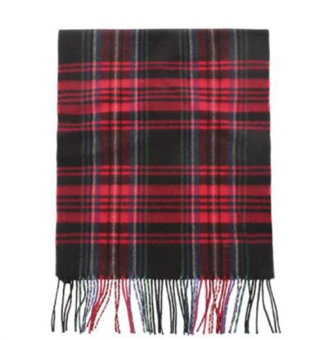 A photo of the Black and Red Plaid product