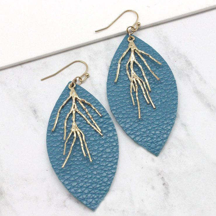 A photo of the Branch Out Earrings product