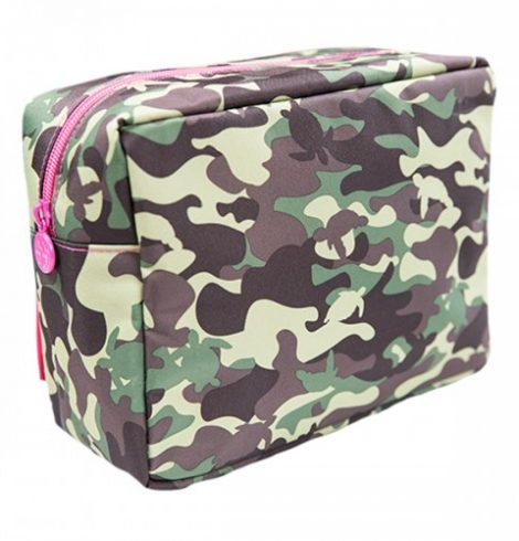 A photo of the Camo Cosmetic Tote product