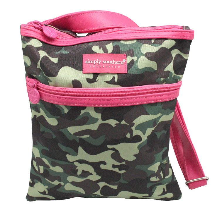 A photo of the Camo Cross Body product
