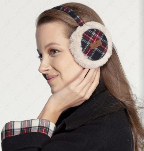 A photo of the Furry Earmuffs product