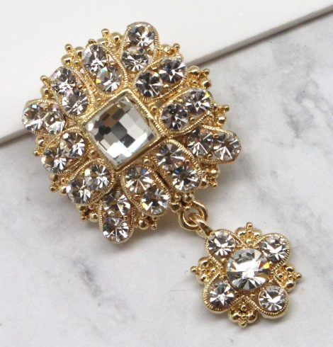A photo of the Embellished Brooch product