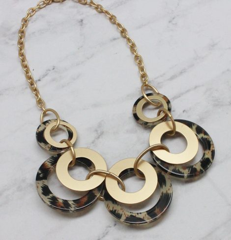 A photo of the Feeling Fierce Necklace product