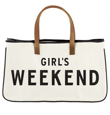 A photo of the Girl's Weekend Tote product