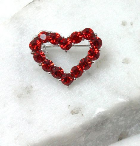 A photo of the Giving My Heart Pin product